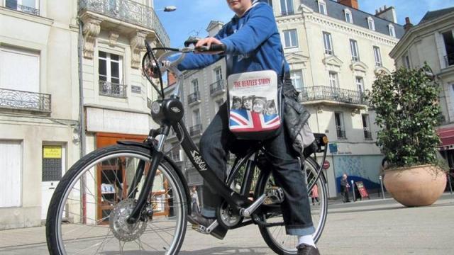 vélo électrique solexity