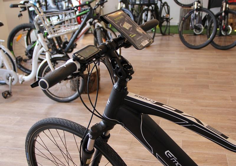vélo électrique de cross - BH Evo Cross