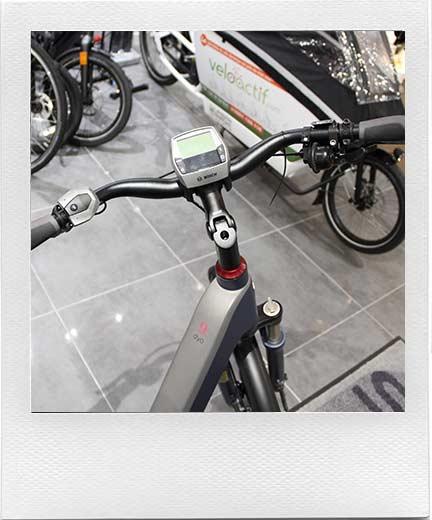 Confortable et polyvalent on le retrouve dans des vélo urbain, mais aussi VTC très confortable