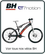 Velo electrique BH Easy Motion