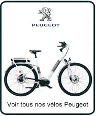 Velos electriques Peugeot