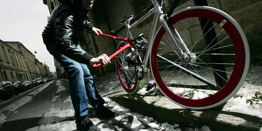 Le vol, l'angoisse de tout propriétaire de vélo.