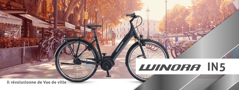 Vélos électriques Ville