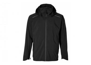Basil Hoga veste de pluie Noir unisexe