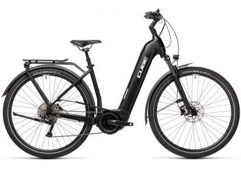 Vélo électrique Touring Hybrid Pro 2021 CUBE | Veloactif