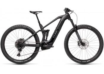 Vélo électrique Stéréo Hybrid 140 HPC Race 625 grey'n'black 2021 CUBE | Veloactif
