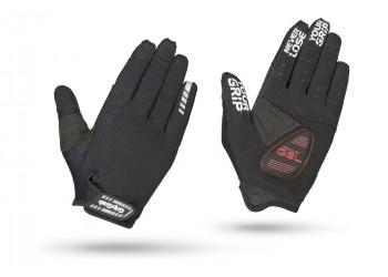 Gants longs Grib Grab Supergel XC Touchscreen noir | Veloactif
