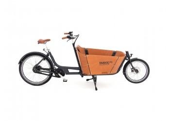 Vélo cargo électrique City Mountain BABBOE| Veloactif