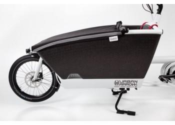 Bâche de protection pour vélo électrique biporteur URBAN ARROW Family | Veloactif