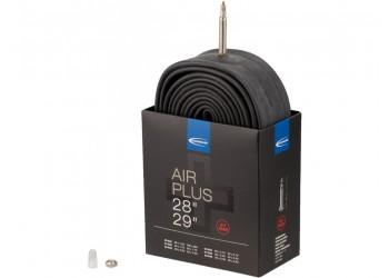 """Chambre à air Air Plus 28"""" 29"""" SCHWALBE   Veloactif"""