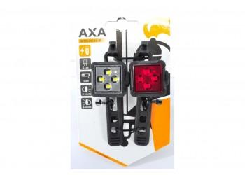 Kit éclairage AXA NITELINE 44-R | Veloactif