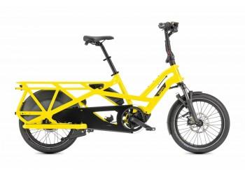 Vélo cargo électrique longtail GSD S10 TERN | Veloactif