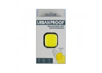 Eclairage LED avant ou arrière - USB Rechargeable URBAN PROOF | Veloactif