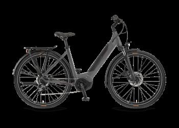 Vélo électrique Yucatan 8 monotube 2021 WINORA | Veloactif