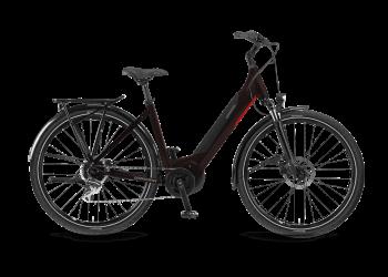Vélo électrique Yucatan 9 monotube 2021 WINORA | Veloactif