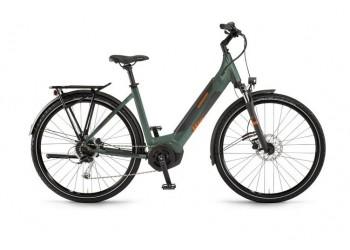 Vélo électrique Yucatan i9 2020 Monotube WINORA | Veloactif