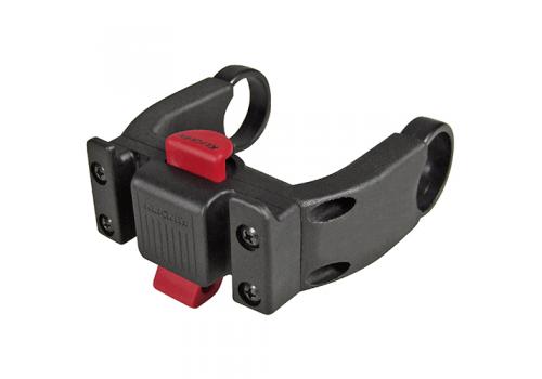Adaptateur pour paniers AVANT - Spécial E compatible Bosch KLICKFIX   Veloactif