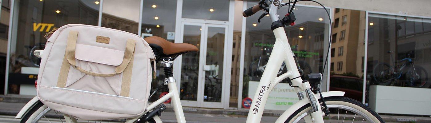 Bagageries vélo électrique