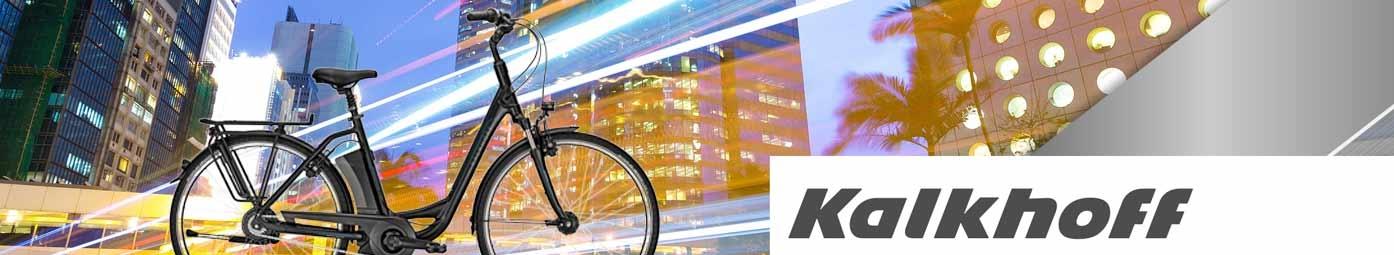 Vélo électrique kalkhoff