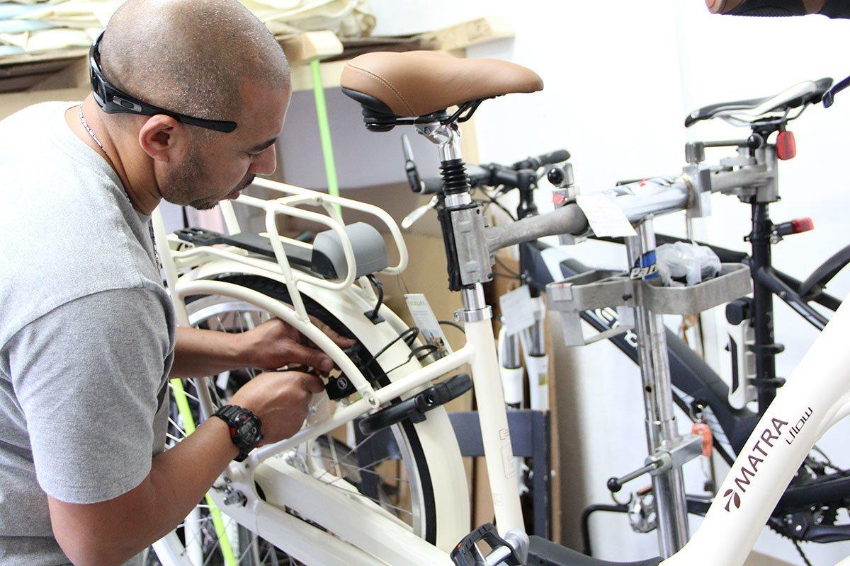 Sav veloactif vélo électrique