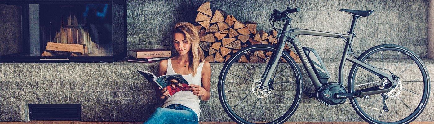Vélo électrique sport et performance