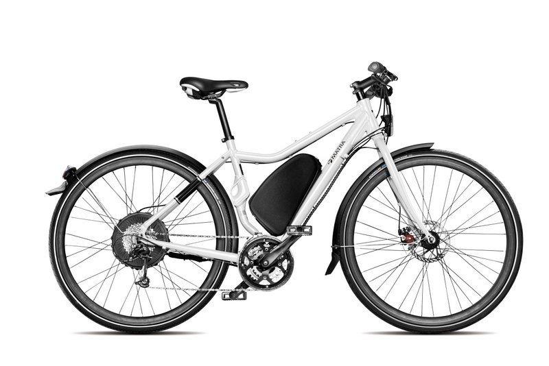 Test du vélo électrique I-STEP Runner Matra sur véloactif