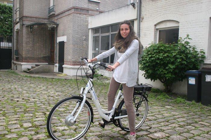 Test du vélo assitance électrique Matra LX sur véloactif