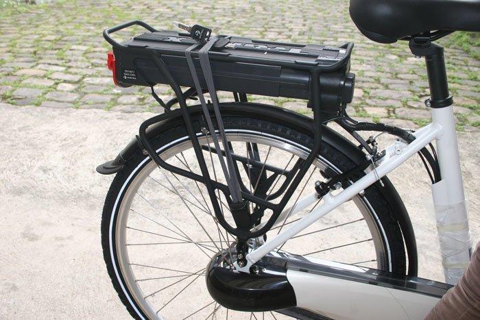 Nous avons testé pour vous vélo électrique Matra LX sur véloactif