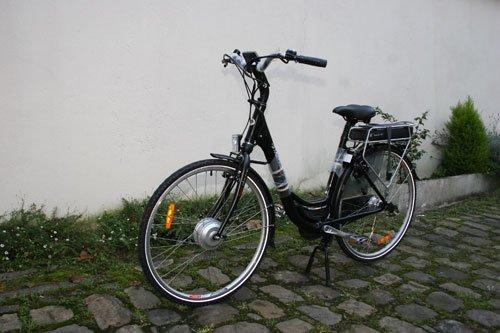 Vélo électrique matra AGT