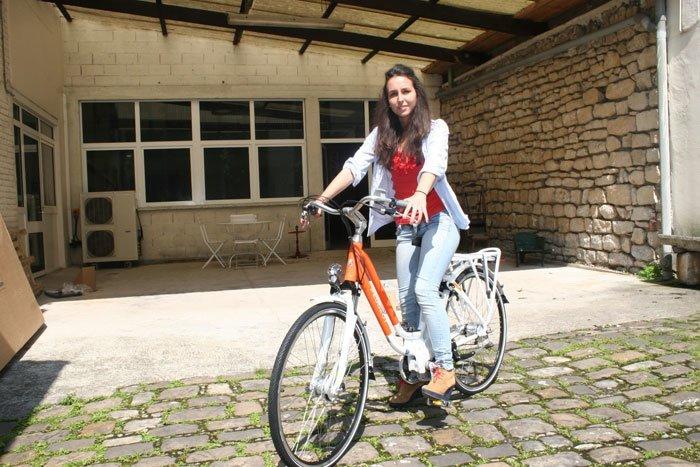 Test du vélo électrique E-bike Ce-11 Peugeot sur véloactif